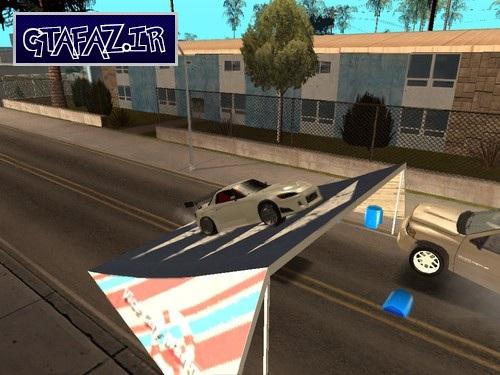 دانلود مود ایجاد تپه پرش برای (GTA 5 (San Andreas