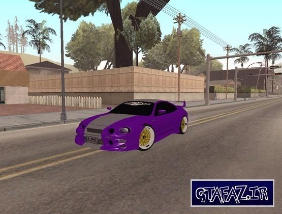 دانلود تویوتا celica برای (GTA 5 (San Andreas