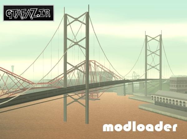 دانلود افزونه modloader برای gta sa