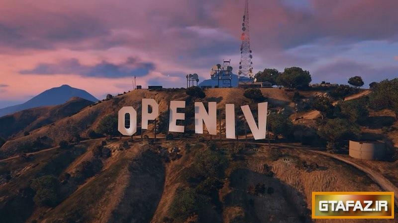 دانلود نرم افزار OpenIV 3.0.0