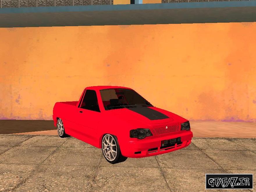 دانلود ماشین Kia Pride Pickup برای (GTA (San Andreas