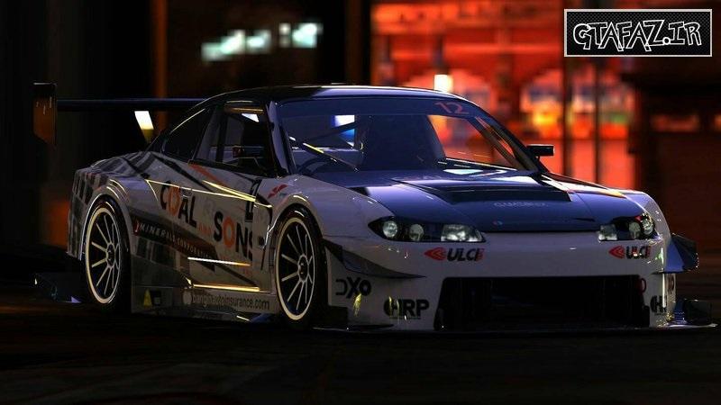 دانلود ماشین  SNissan Silvia S15 R3pec برای (GTA (San Andreas