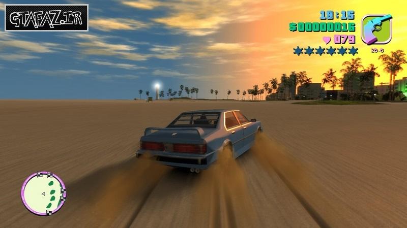 دانلود بازی جی تی ای ۴ | GTA 4 : Grand Theft Auto Vice city - (فشرده شده)