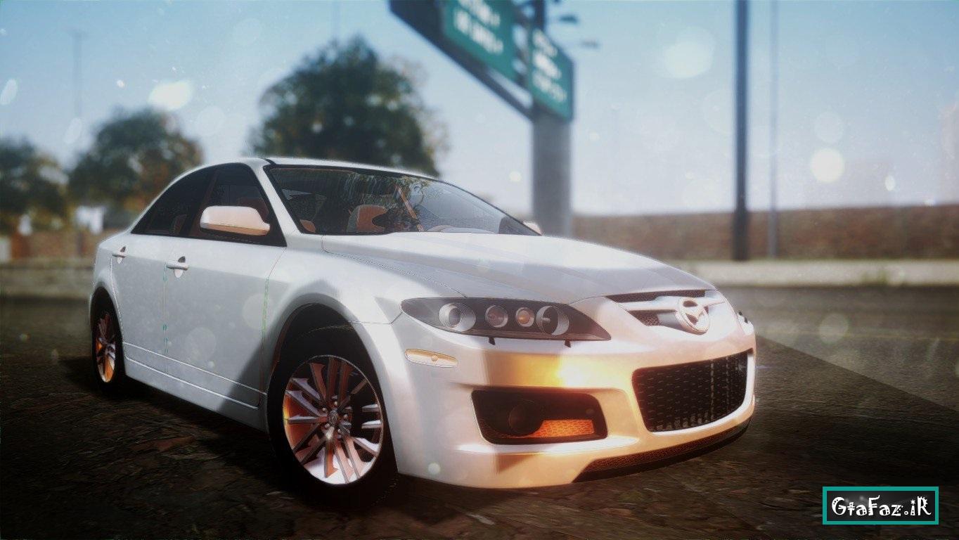 دانلود ماشین Mazda 6 برای GtaSa