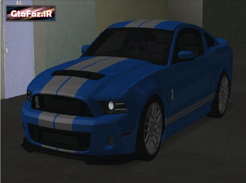دانلود ماشین Ford Shеlby GT500 برای Gta Sa