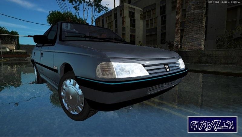 دانلود ماشین 405 GLX 2000cc برای (GTA (San Andreas