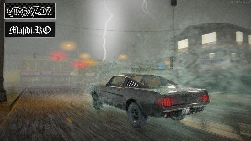 دانلود مود گرافیکی (ENB) NGSA 4.1 Final برای (GTA (San Andreas