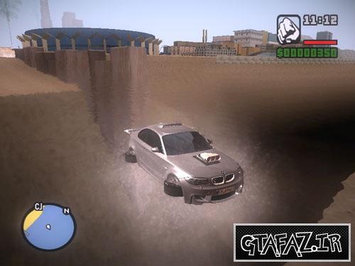 دانلود مود رانندگی روی آب ها برای (GTA 5 (San Andreas